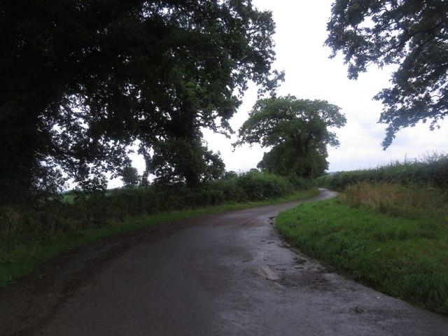 Crossing the Jubilee Trail