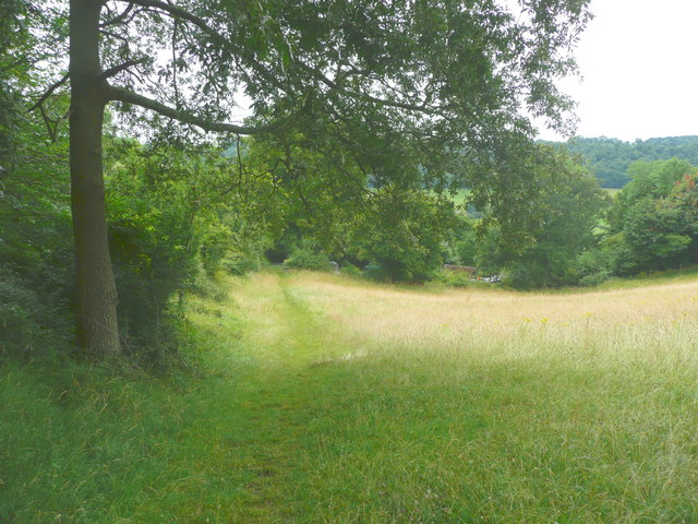 Footpath from Folly Lane to Slad Road