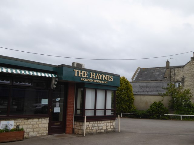 Haynes restaurant (fish and chips)