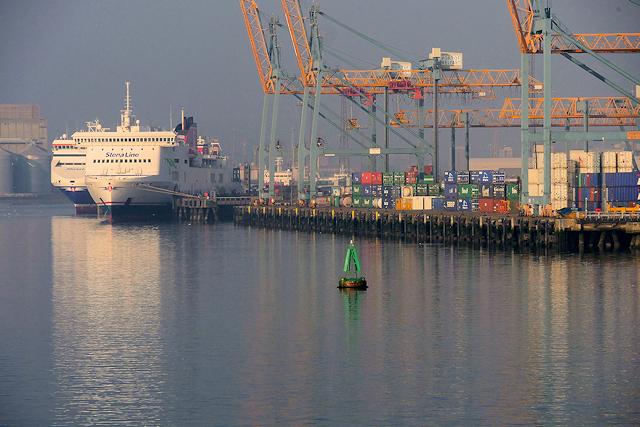 Belfast Harbour, Victoria Terminals 3 and 4