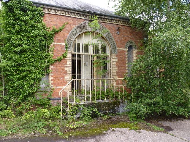 Derelict Building, Burcot (1)