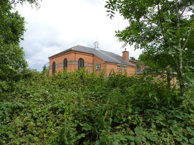 East Worcestershire Waterworks Building, Burcot