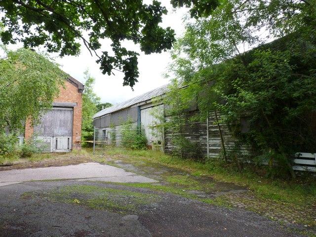 Derelict Building, Burcot (2)
