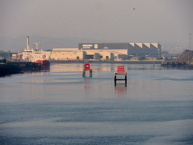 Belfast Harbour, Musgrave Channel