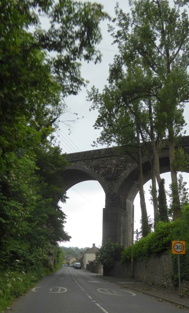 Shepton Mallet viaduct