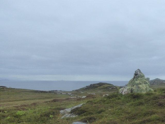 Cairn above Feisdlum