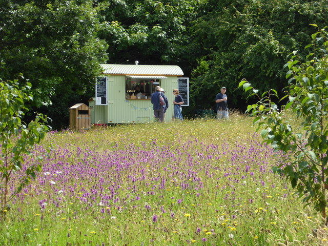 Catering outlet - RHS Rosemoor