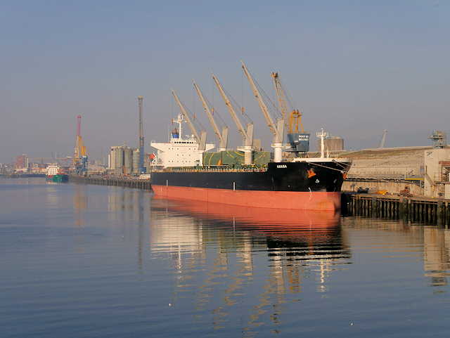 Belfast Harbour, Stormont Wharf North