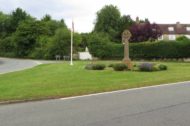 Helmdon war Memorial
