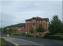SO9568 : Bromsgrove District Housing Trust by JThomas