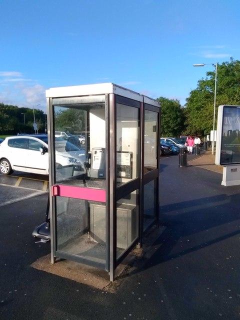 Telephone Kiosks at Rownhams Services