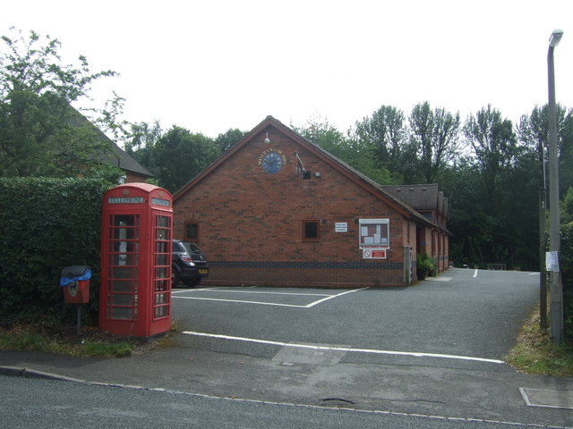 Burcot Village Hall