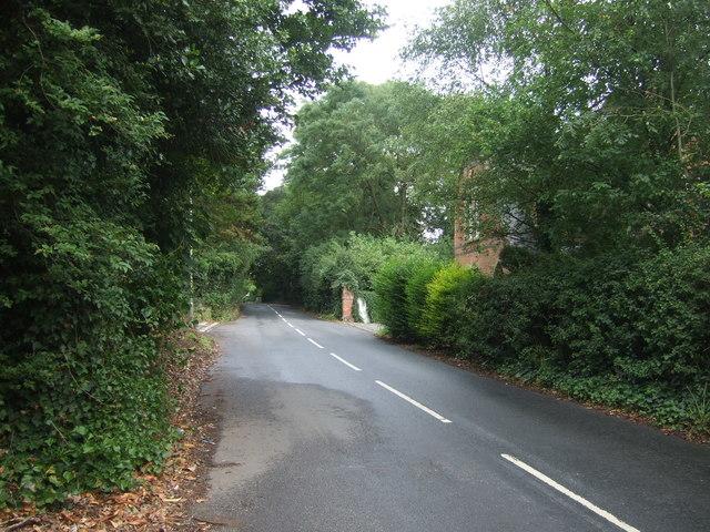 Greenhill towards Blackwell