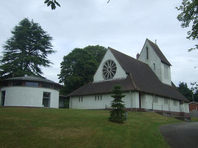 St Catherine's Church, Blackwell
