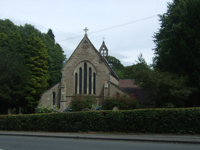 Holy Trinity Church, Lickey
