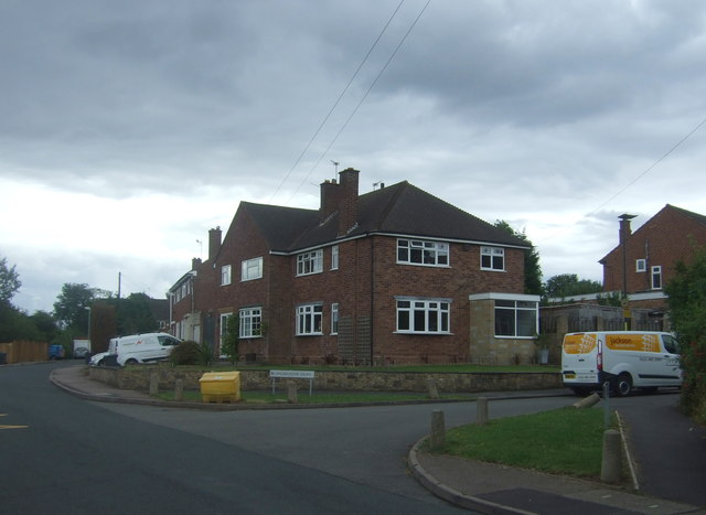 Houses on Wootton Road