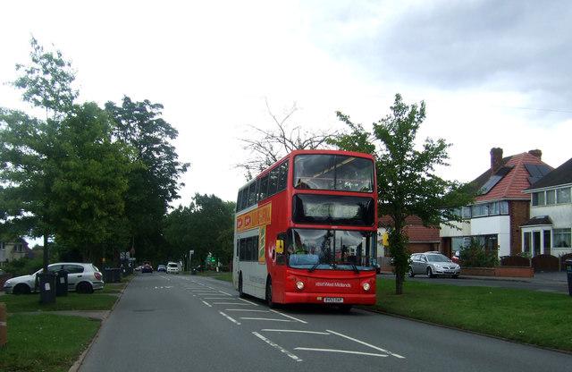 Groveley Lane (B4096)