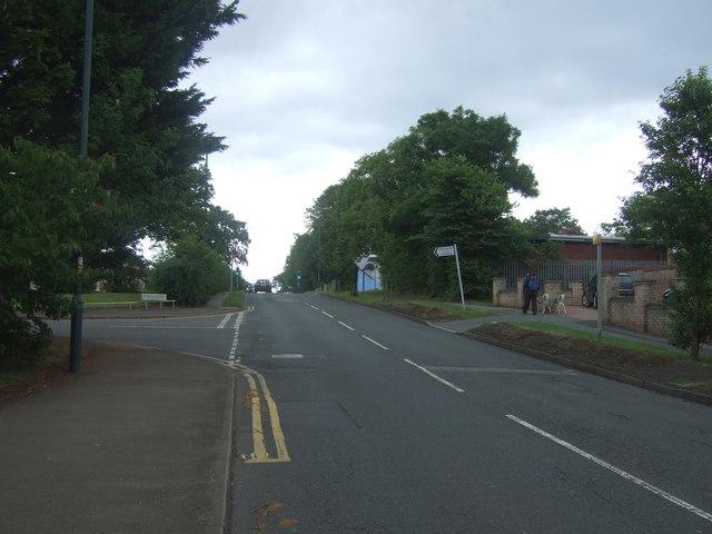 Rednal Road