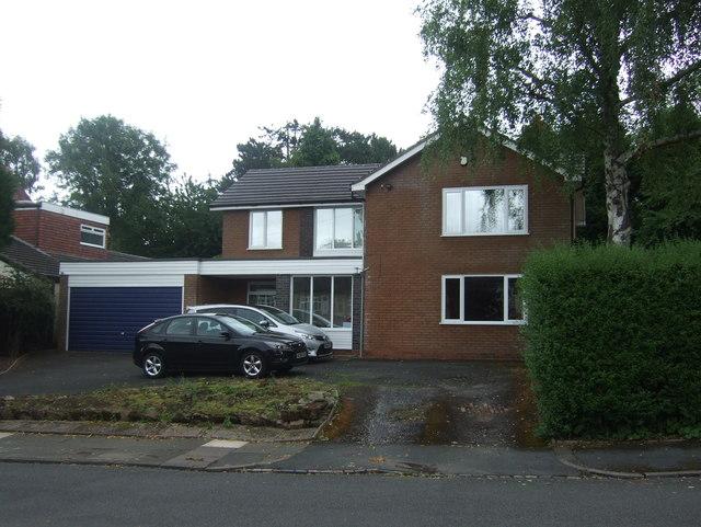 House on Beaks Hill Road, Kings Norton