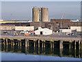 J3576 : Stormont Wharf, Belfast by David Dixon