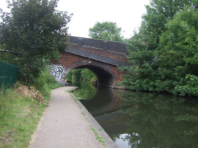 Mary Vale Road bridge over the Worcester and Birmingham Canal