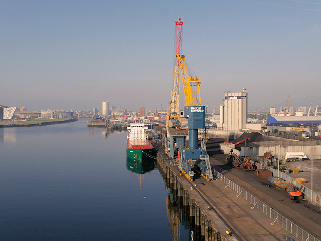 Stormont Wharf and Extension, Belfast
