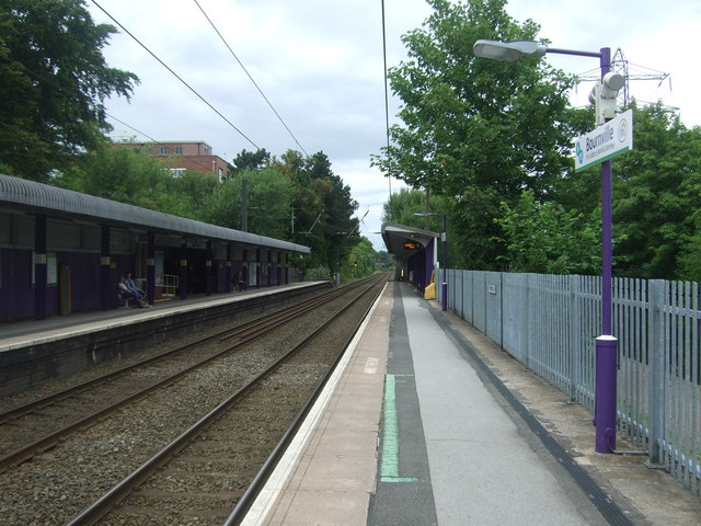 Bournville Railway Station