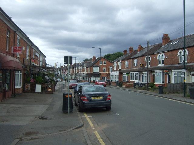 Raddlebarn Road, Selly Oak