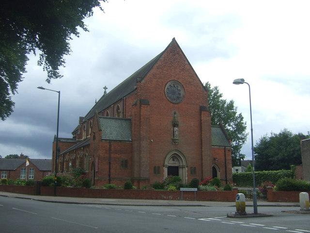 St Edward's Church, Selly Park