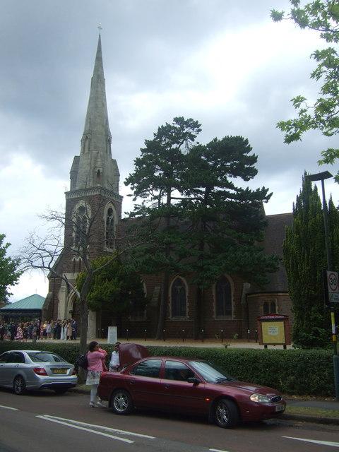 St Stephen's Church, Selly Park