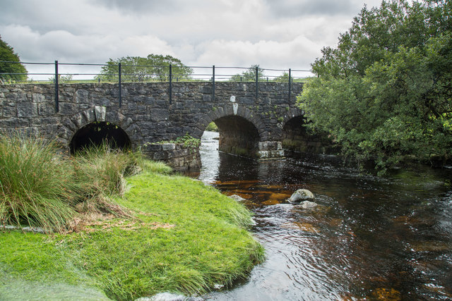 Merrivale Old Bridge