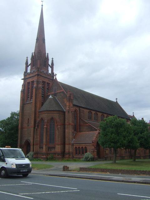 St Mary and St Ambrose Church, Edgbaston