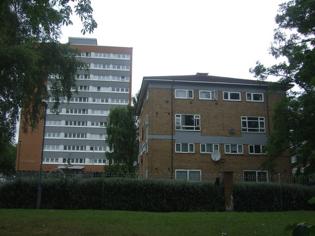 Flats on Pershore Road