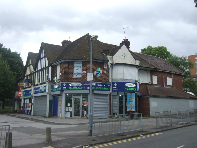 Pharmacy on Pershore Road (A441)