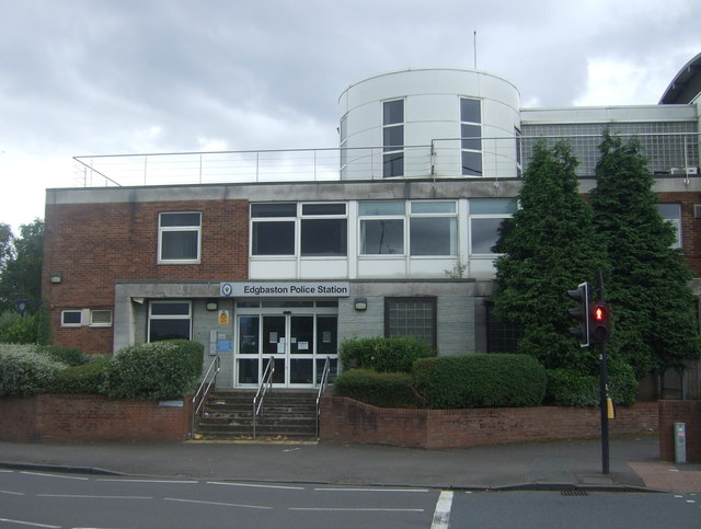 Edgbaston Police Station