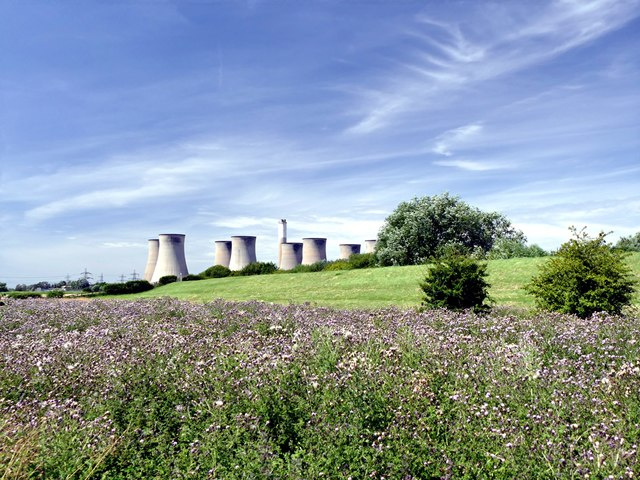 A walk around Cottam power stations (10)