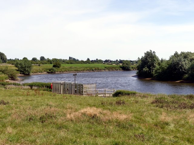 A bend in the River Trent