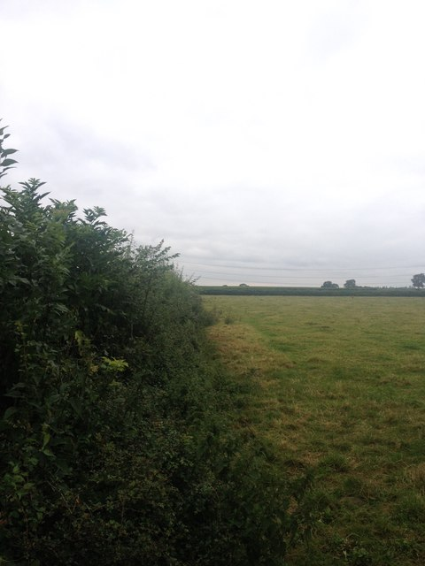 Footpath off Hinckley Road