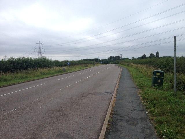 Hinckley Road