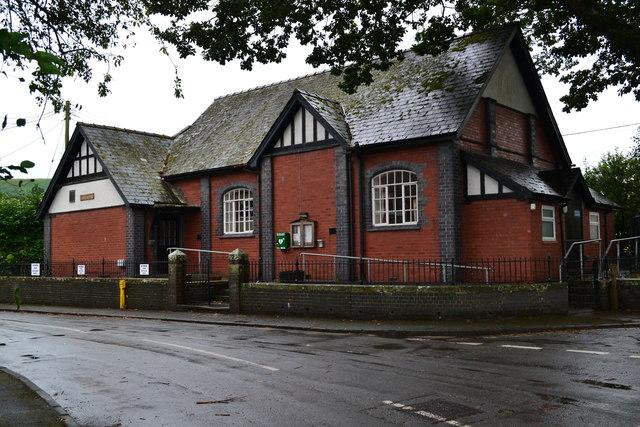 Llanfrynach and Cantref Community Hall