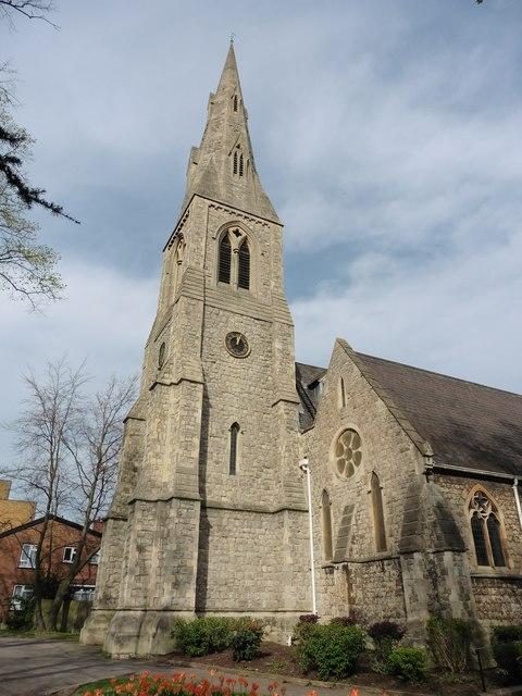 Penge, St John the Evangelist