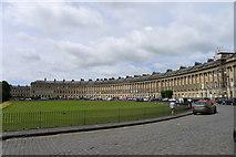 ST7465 : The Royal Crescent, Bath by Tim Heaton