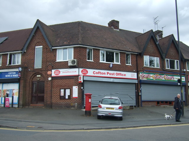 Cofton Post Office
