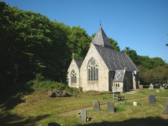 Church of St James, Hunstanworth