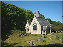 NY9449 : Church of St James, Hunstanworth by Karl and Ali