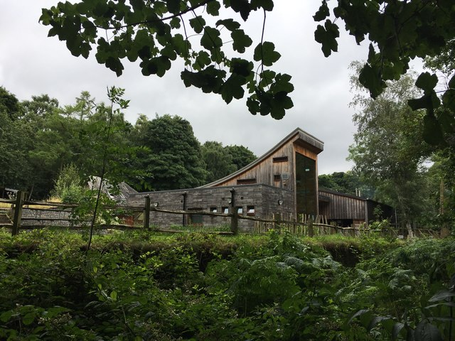 Ecclesall Woods sawmill and discovery centre