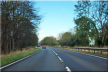 TL1394 : A1 northbound by Robin Webster