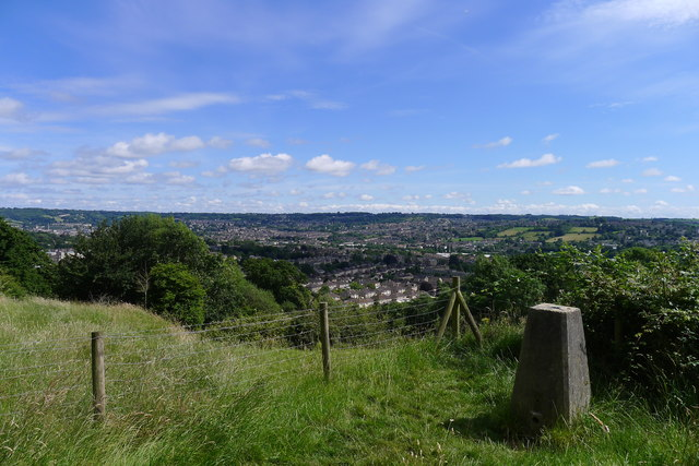 Trig point, Penn Hill