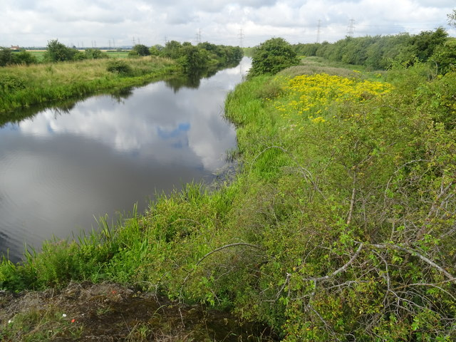 Warping Drain near to East Lound Isle of Axholme North Lincolnshire