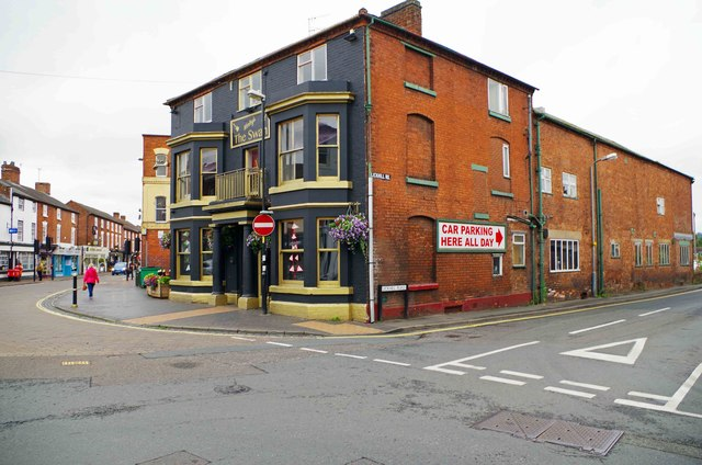 Worley's The Swan, 56 High Street, Stourport-on-Severn